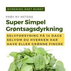 super simpel grøntsagsdyrkning